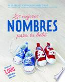 libro Los Mejores Nombres Para Tu Bebé