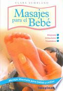 libro Masajes Para El Bebe / Massages For The Baby