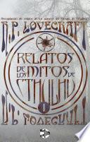 libro Relatos De Los Mitos De Cthulhu (1)