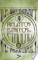 libro Relatos De Los Mitos De Cthulhu (3)