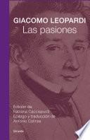 libro Las Pasiones
