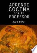 libro Aprende Cocina Con El Profesor
