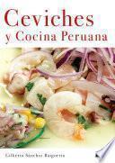 libro Ceviches Y Cocina Peruana