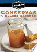 libro Conservas Y Dulces Caseros