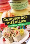 libro Cumpleaños Infantiles