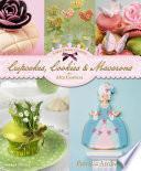libro Cupcakes, Cookies & Macarons