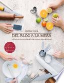 libro Del Blog A La Mesa