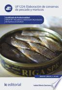 libro Elaboración De Conservas De Pescado Y Mariscos. Inaj0109