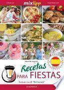 libro Mixtipp: Recetas Para Fiestas