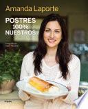 libro Postres 100% Nuestros