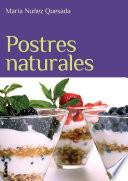 Postres Naturales
