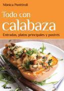 libro Todo Con Calabaza