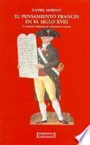 libro El Pensamiento Francés En El Siglo Xviii