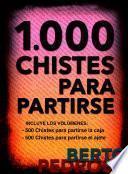 libro 1.000 Chistes Para Partirse