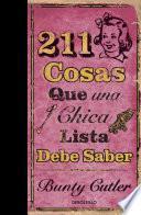 libro 211 Cosas Que Una Chica Lista Debe Saber