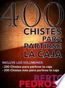 libro 400 Chistes Para Partirse La Caja