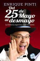 libro Del 25 De Mayo Al Desmayo