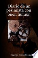 libro Diario De Un Pesimista Con Buen Humor