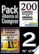 libro Pack Ahorra Al Comprar 2 (nº 072)