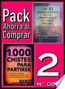Pack Ahorra Al Comprar 2 (nº 087)