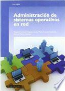 Administración De Sistemas Operativos En Red