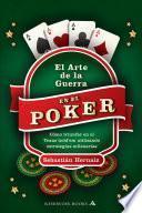 libro El Arte De La Guerra En El Póker