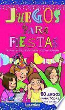 libro Juegos Para Fiestas