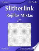 libro Slitherlink Rejillas Mixtas   Fácil   Volumen 2   276 Puzzles
