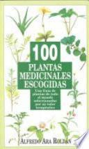 libro 100 Plantas Medicinales Escogidas