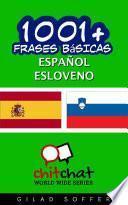 libro 1001+ Frases Básicas Español   Esloveno