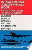International Airline Phrase Book