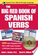 The Big Red Book Of Spanish Verbs With Cd Rom, Second Edition