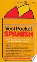 Vest Pocket Spanish