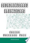 libro Administración Electrónica