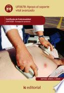 libro Apoyo Al Soporte Vital Avanzado. Sant0208