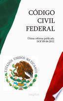 libro CÓdigo Civil Federal