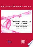 libro Créditos Y Deudas De Los Autores