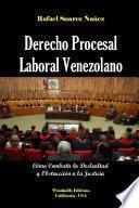 libro Derecho Procesal Laboral Venezolano