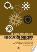 El Nuevo Derecho De La Negociación Colectiva