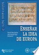 libro Enseñar La Idea De Europa