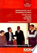 libro Environmental Law In Developing Countries