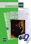 libro Juegos Jurídicos. Teoría Del Derecho