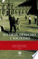 libro Justicia, Derecho Y Sociedad