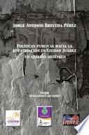 libro Politica Publicas Hacia La Repatriacion En Ciudad Juarez, Un Analisis Sistemico.