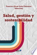 libro Salud, Gestión Y Sostenibilidad