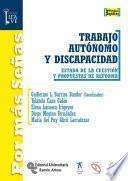 libro Trabajo Autónomo Y Discapacidad