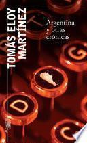 libro Argentina Y Otras Crónicas