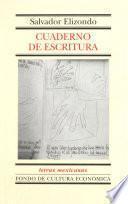 libro Cuaderno De Escritura