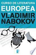 libro Curso De Literatura Europea