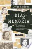 libro Días De Memoria